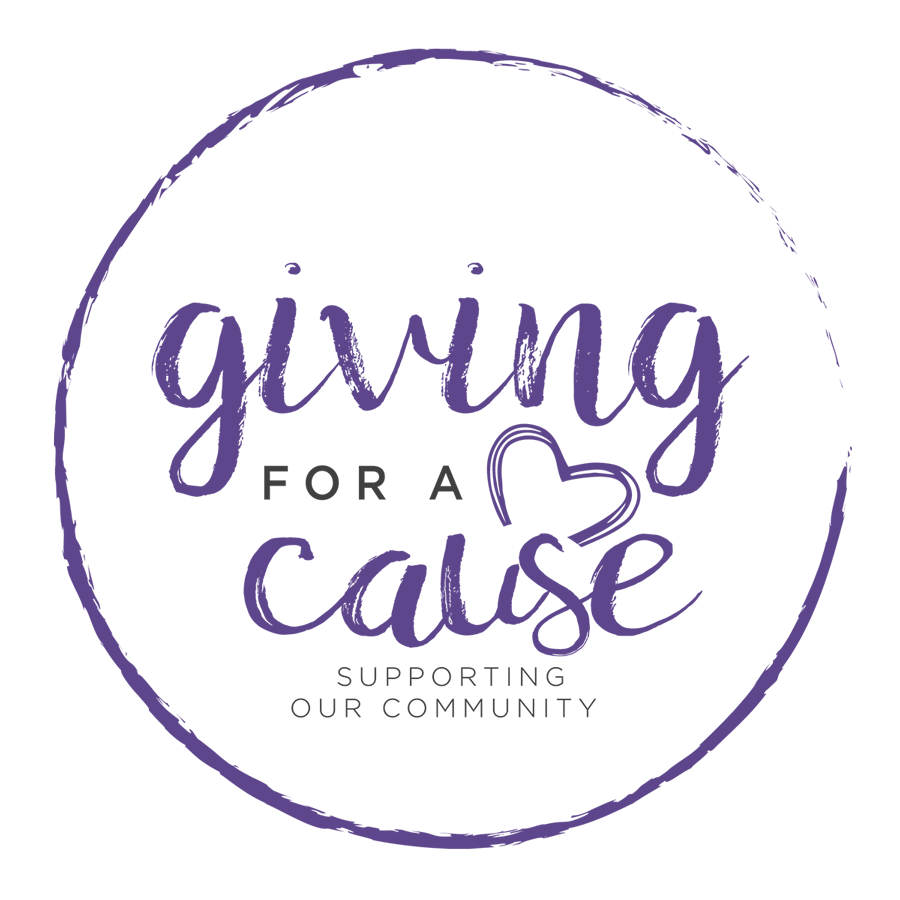 Giving for a cause logo 2019