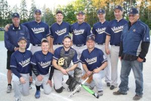 Vasey Countrymen - all Robinson Team
